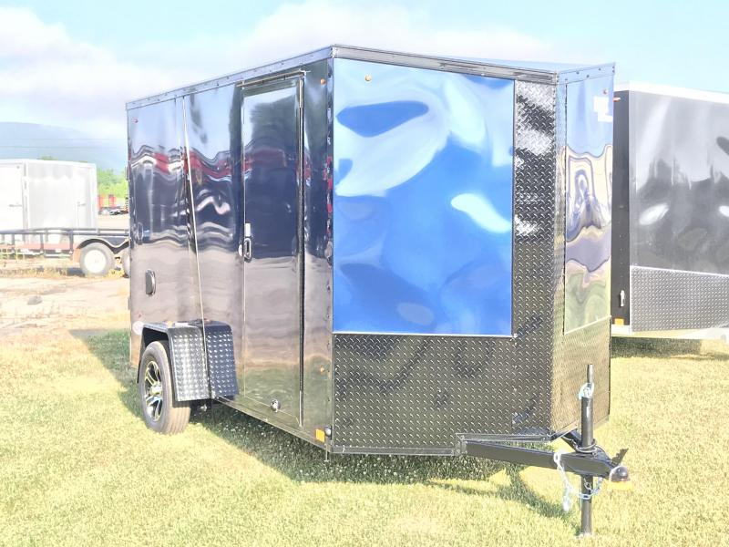 2021 Look Trailers 6x12 Enclosed Trailer