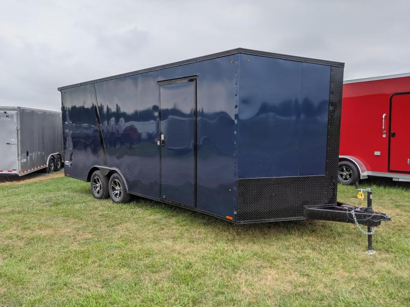 2021 Look Trailers Element SE 8.5x20 7K Enclosed Cargo Trailer
