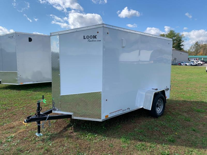 2020 Look Trailers Element SE 6 Enclosed Cargo Trailer