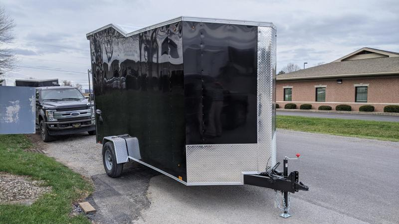 2021 Look Trailers Enclosed Cargo Trailer