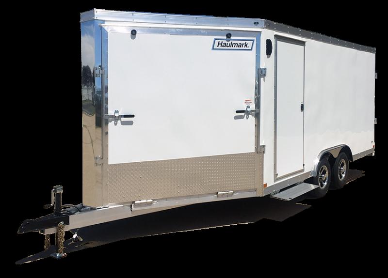2020 Haulmark VTM8528T2 Snowmobile Trailer