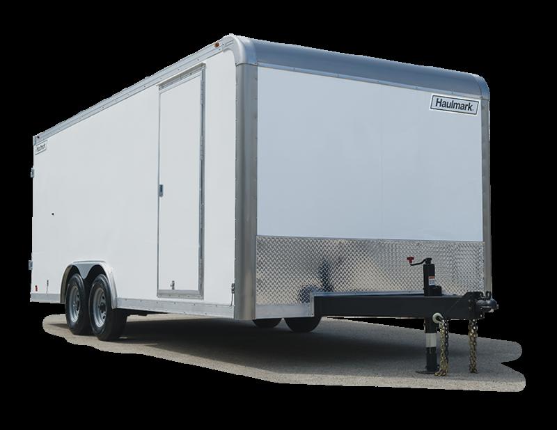 2020 Haulmark GRIZZLY HD-ACG - Model GRHD718T2 Enclosed Cargo Trailer