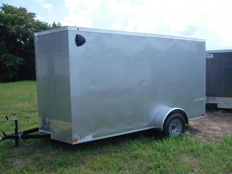 2020 Haulmark PP612S2-D Enclosed Cargo Trailer