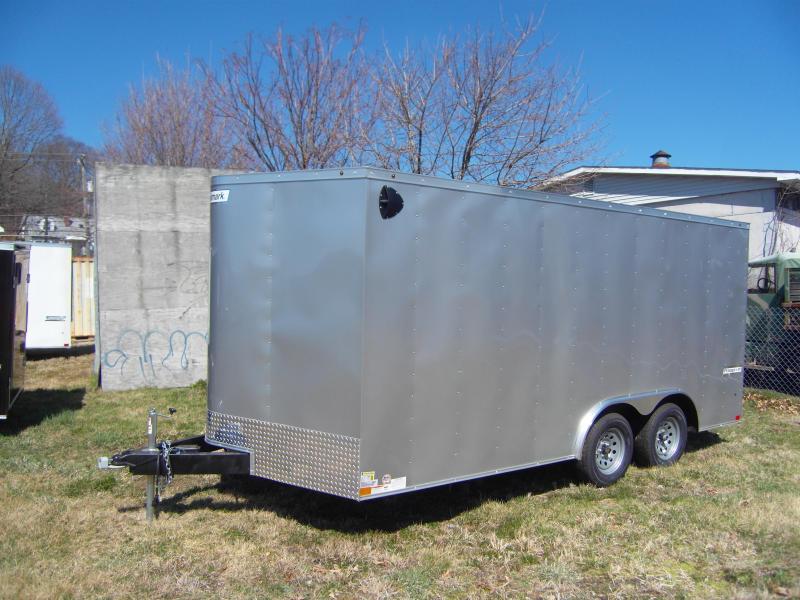 2020 Haulmark PP8516T2 Enclosed Cargo Trailer