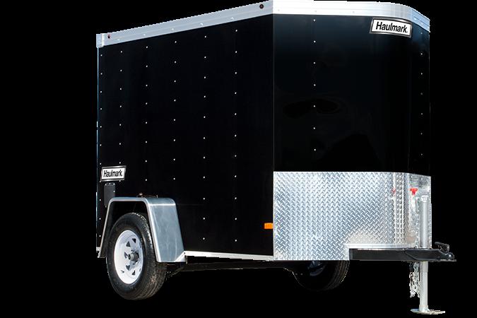NEW Haulmark TSV58S2 Enclosed Cargo Trailer