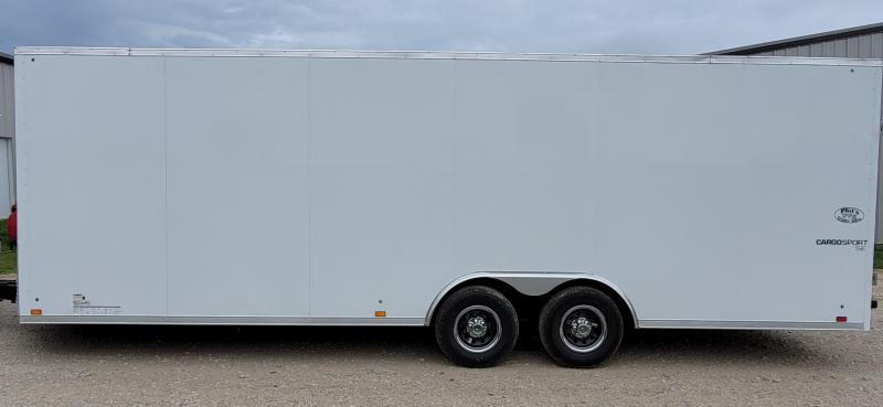 2021 Pace American 8.5 x 24 Cargo Sport Auto - Comer
