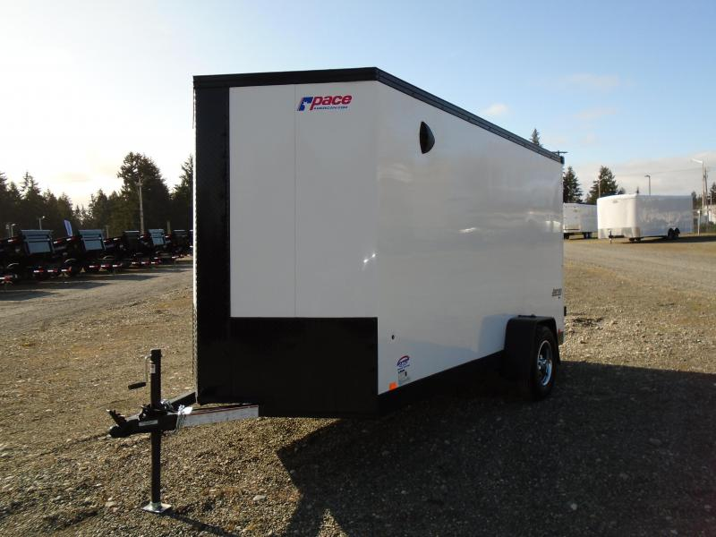 2022 Pace American Journey SE 6x12 With 6