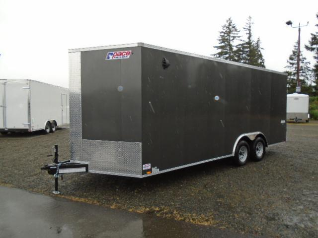 2022 Pace American Journey Auto 8.5X20 With 6