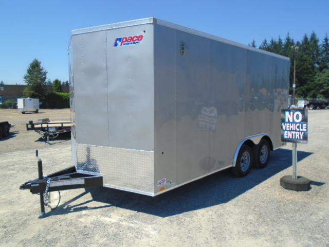 2022 Pace American Journey Auto 8.5X16 With 6