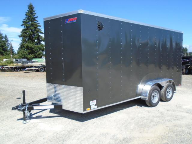 2022 Pace American Journey 7x16 7K With 12