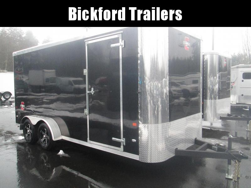 2021 Charmac Trailers Standard Duty Enclosed Cargo Trailer