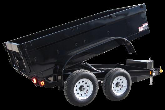 2021 Innovative Trailer Mfg. 5 x 10 Dump Dump Trailer