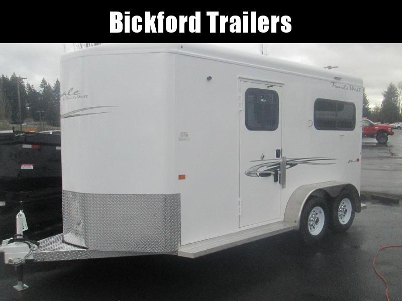 2021 Trails West Royale Plus Horse Trailer