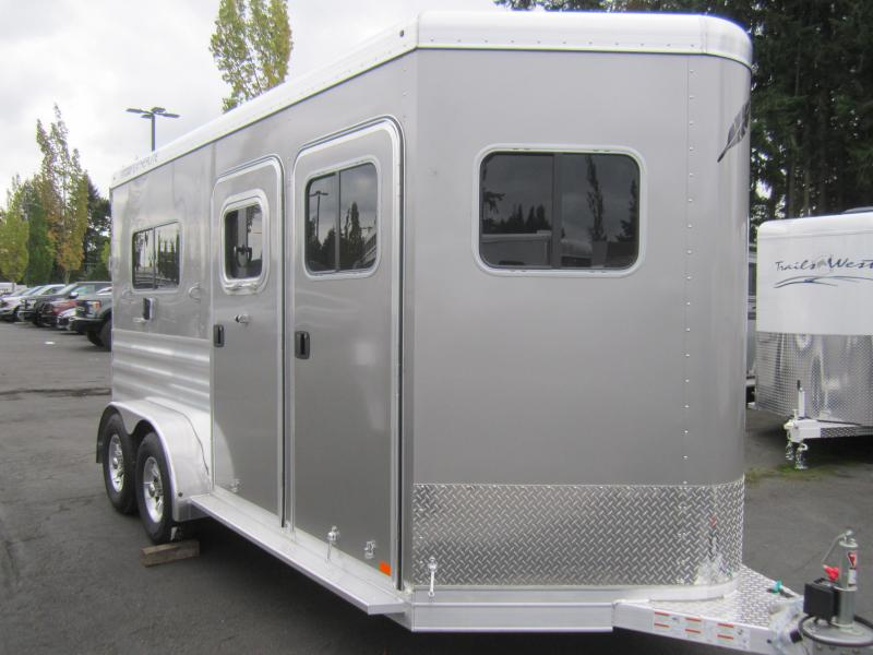 2021 Featherlite 7442 Horse Trailer