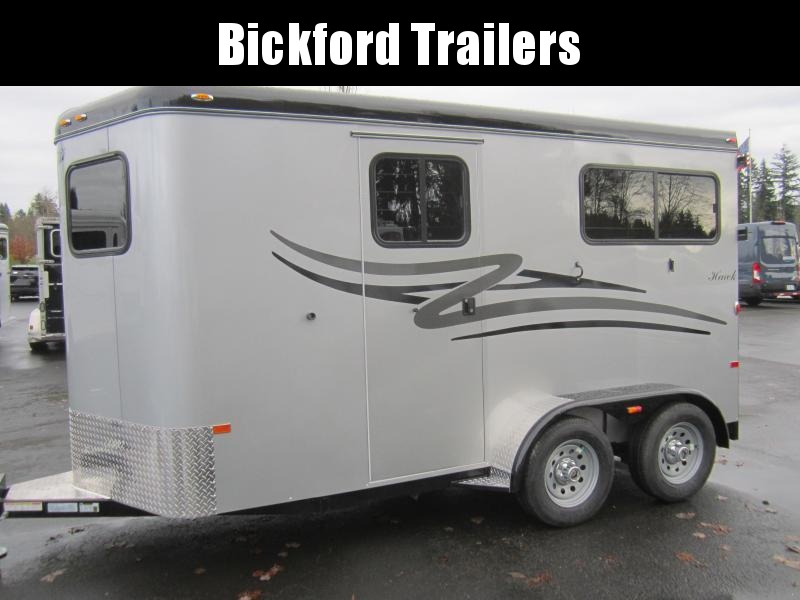 2021 Hawk Trailers Custom Horse Trailer