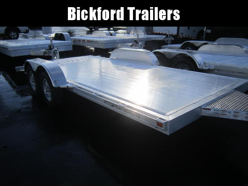 2021 Featherlite 3182 Flatbed Trailer