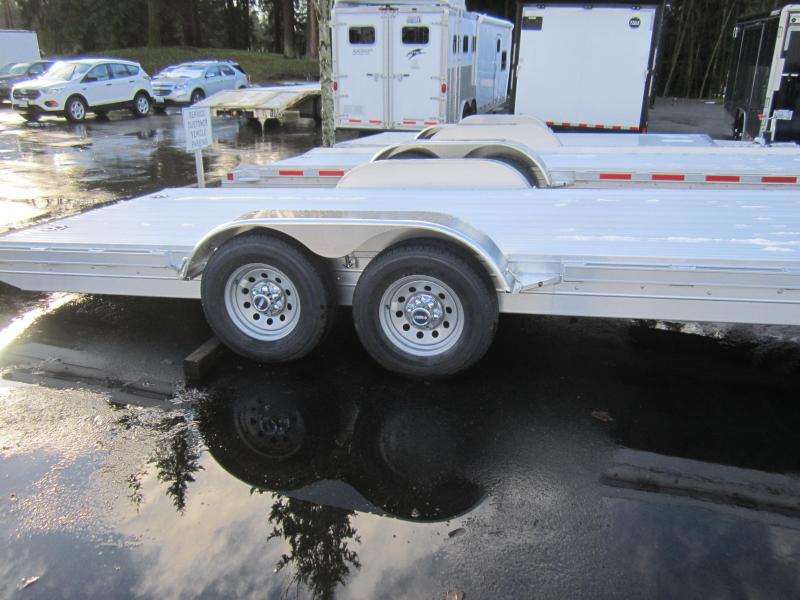 2021 Featherlite 3110 Flatbed Trailer