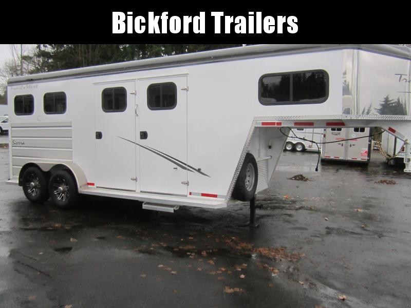 2021 Trails West Sierra Horse Trailer
