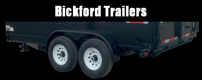 2021 Innovative Trailer Mfg. 14' Dump Dump Trailer