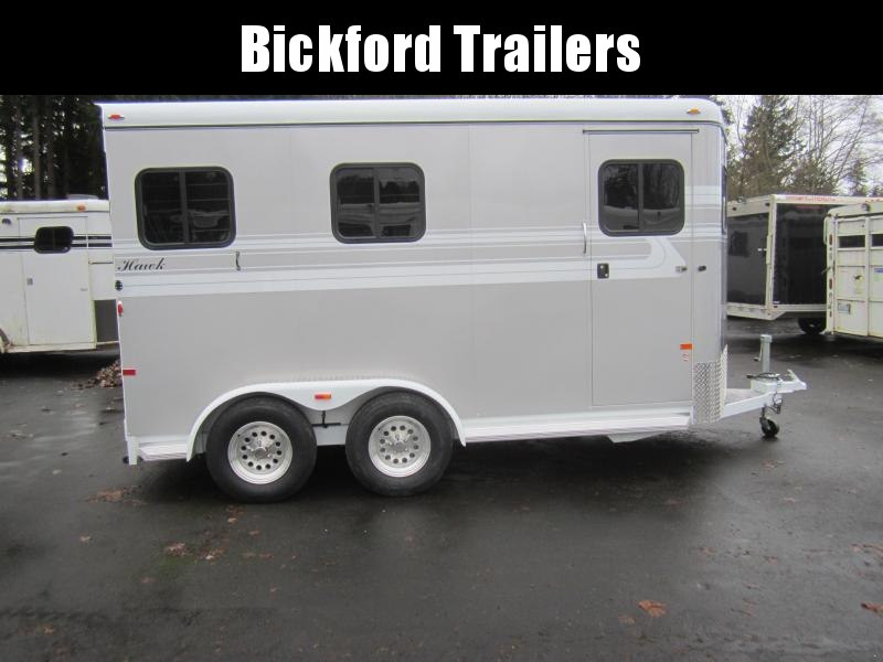2021 Hawk Trailers Elite Horse Trailer