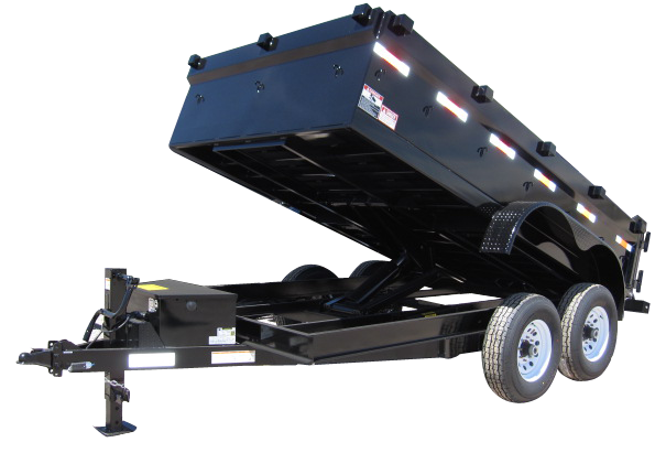 2021 Innovative Trailer Mfg. Comp Dump Trailer