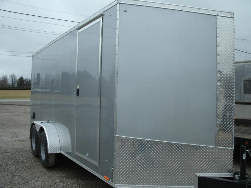 2022 Pace American PSC0A7.0X16TE2FE Enclosed Cargo Trailer