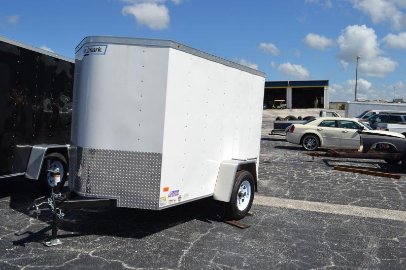 5x8 Haulmark | *Enclosed*Trailer*Trailers with Rear Swing Door