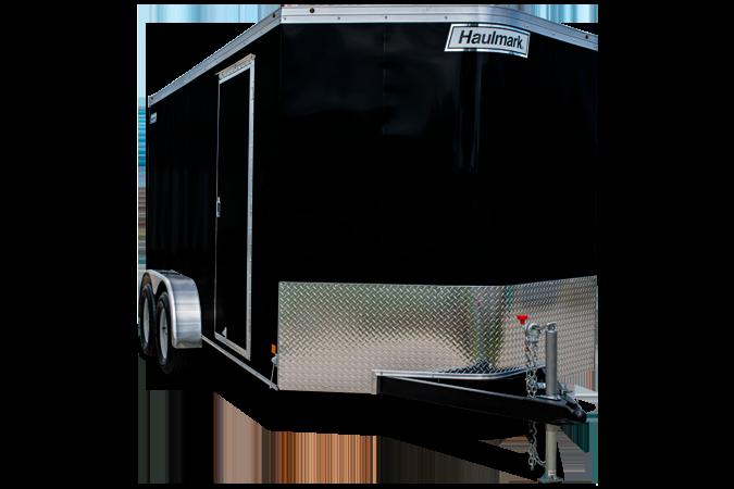 2020 Haulmark TSV716T2 Enclosed Cargo Trailer