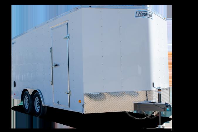 2020 Haulmark PP8520T2 Enclosed Cargo Trailer