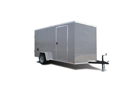 2022 Pace American PSCAB7.0X12TE2FF Enclosed Cargo Trailer