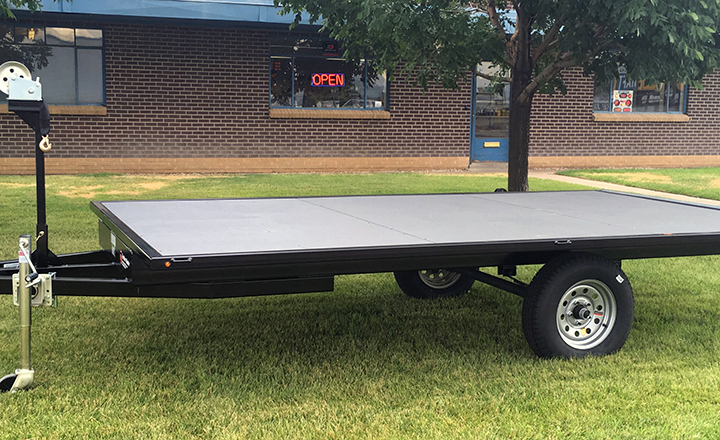 All American Trailers Trailers In Denver Co Denver