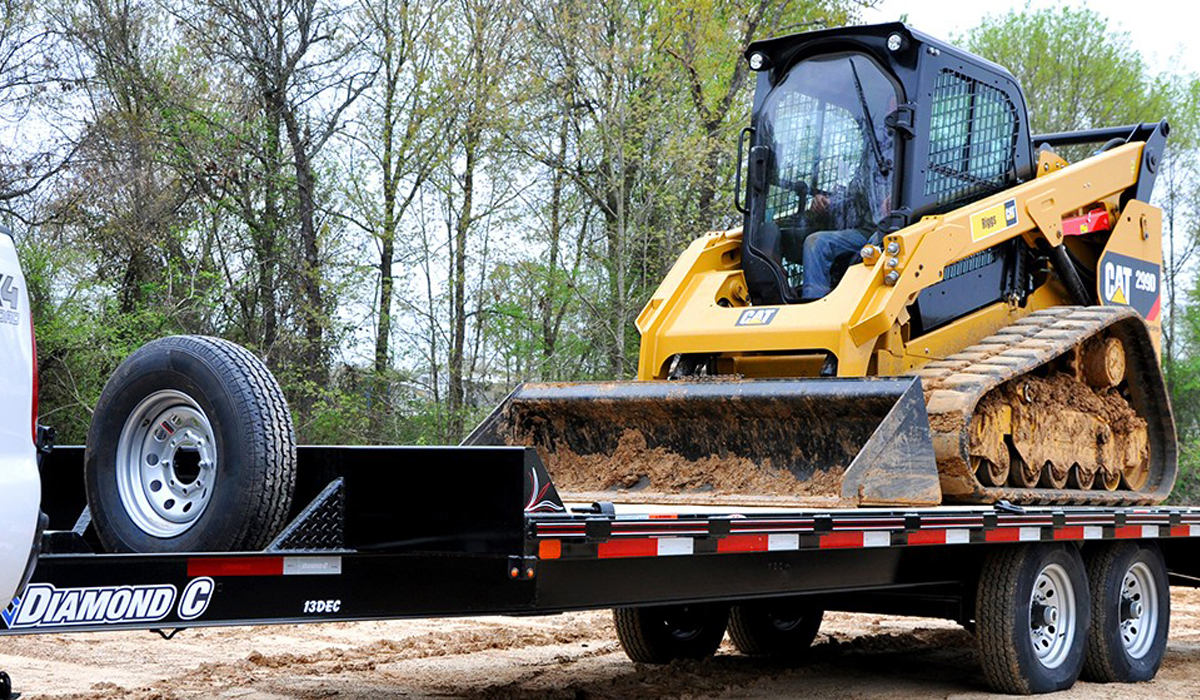 Home Flatbed Cargo Dump And Horse Trailer Sales In