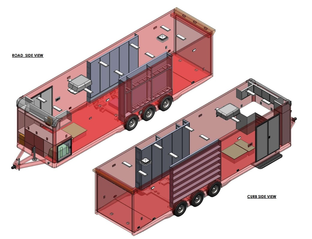 specialty trailers cargo trailers for sale cargo