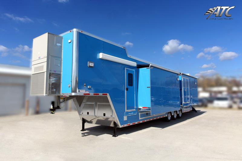 ATC command center trailer