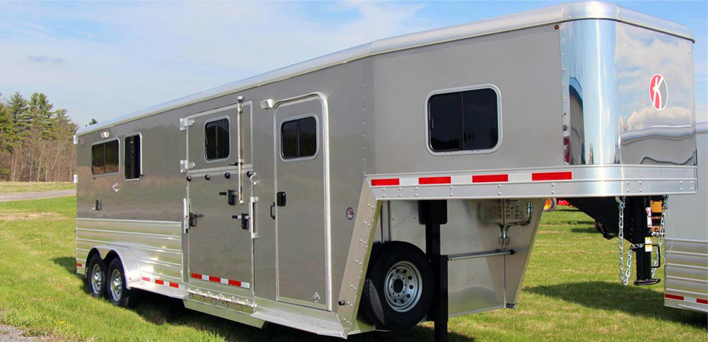 Horse And Stock Trailers In Ny And Pa Harbor Equipment Autos Post