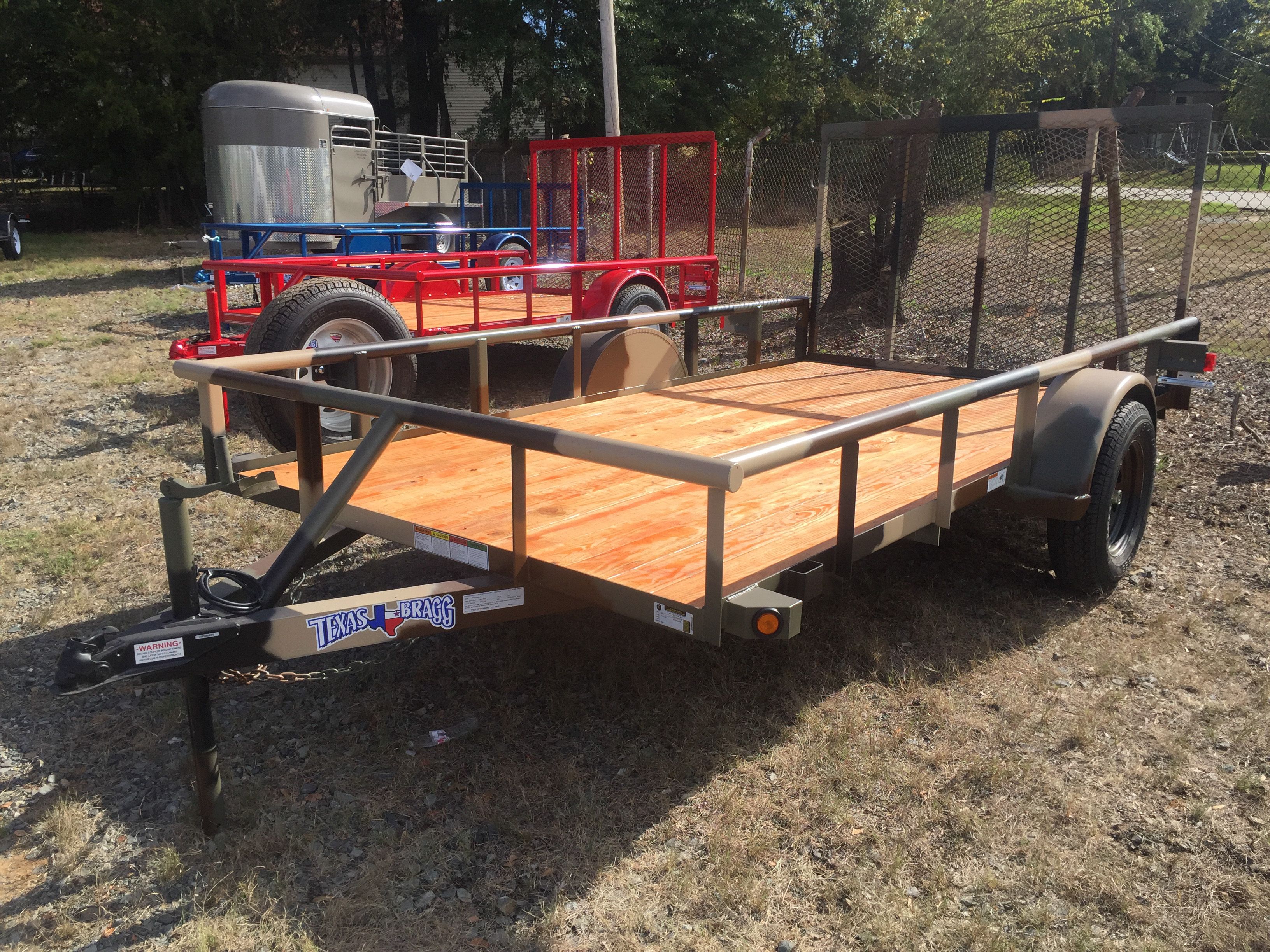 Truck Flatbed Haulers Car Pictures Car Canyon Home | Hat Creek Industriest | Carthage TX trailer dealer ...