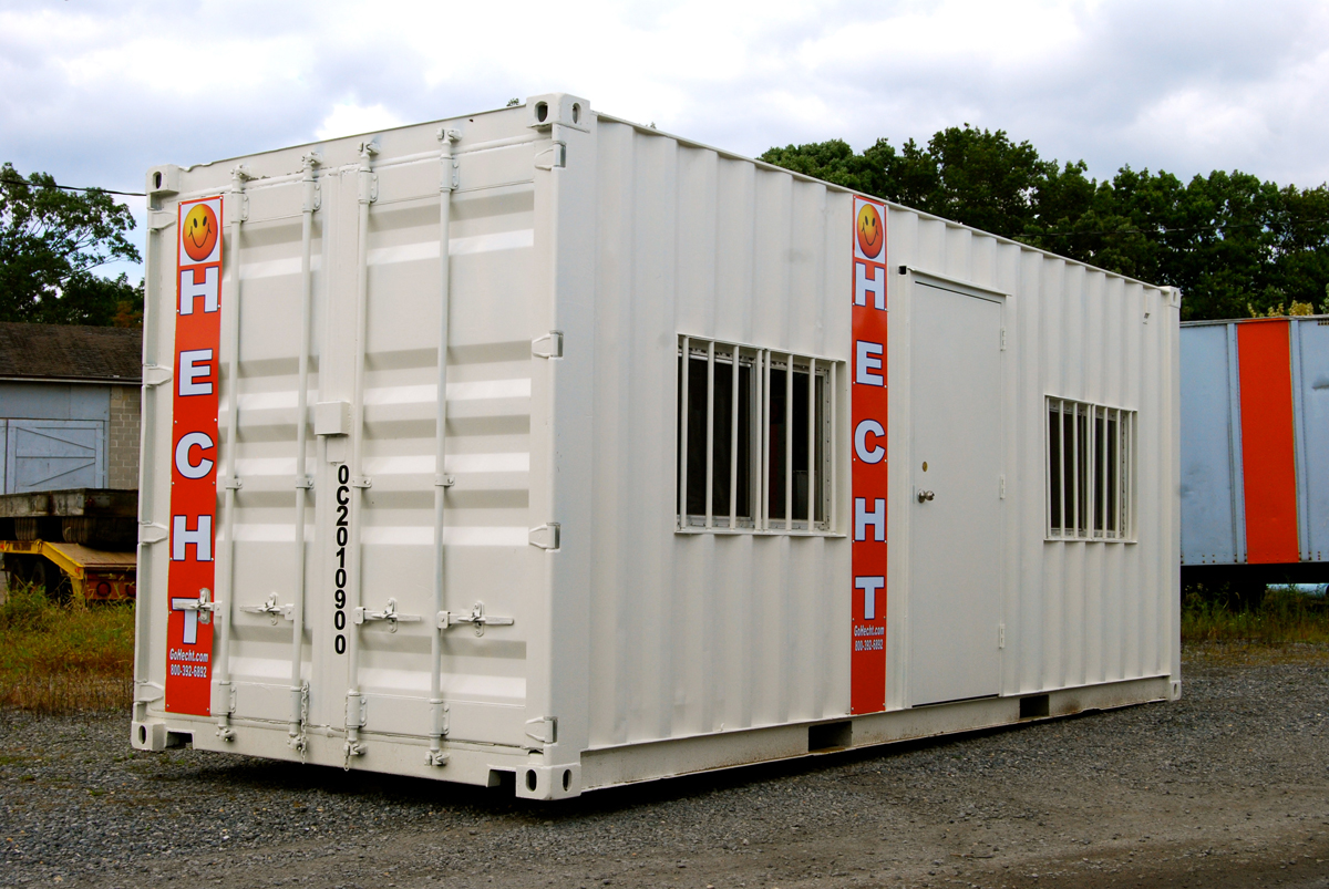 Office Containers | Trailers, Storage, Containers, Trailer ...