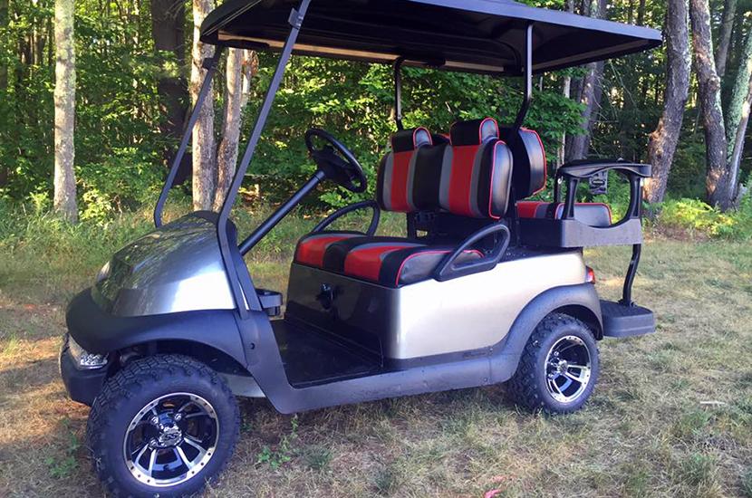 Epsom NH Golf Cart Dealer For New