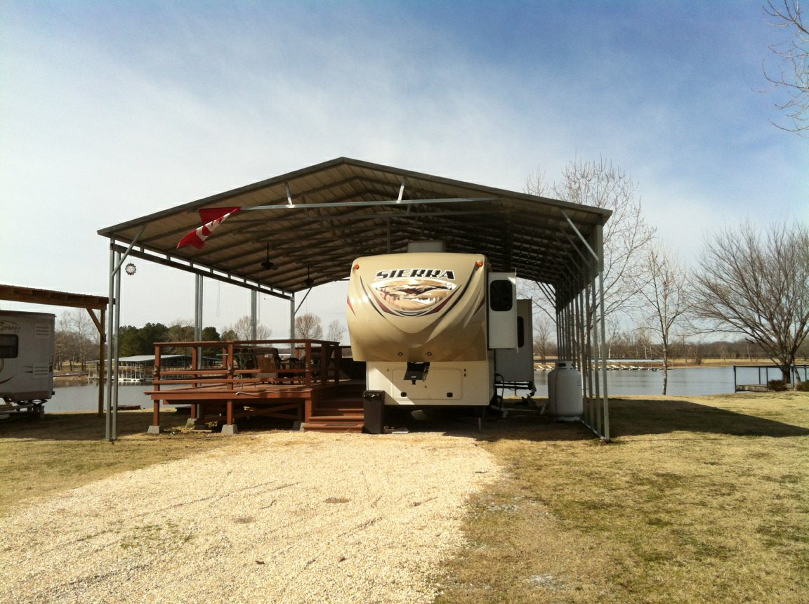 Portable Storage Trailer : Home trailers portable storage buildings and carports