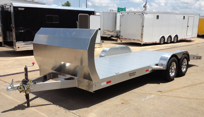 Used Race Car Trailers For Sale Near Me