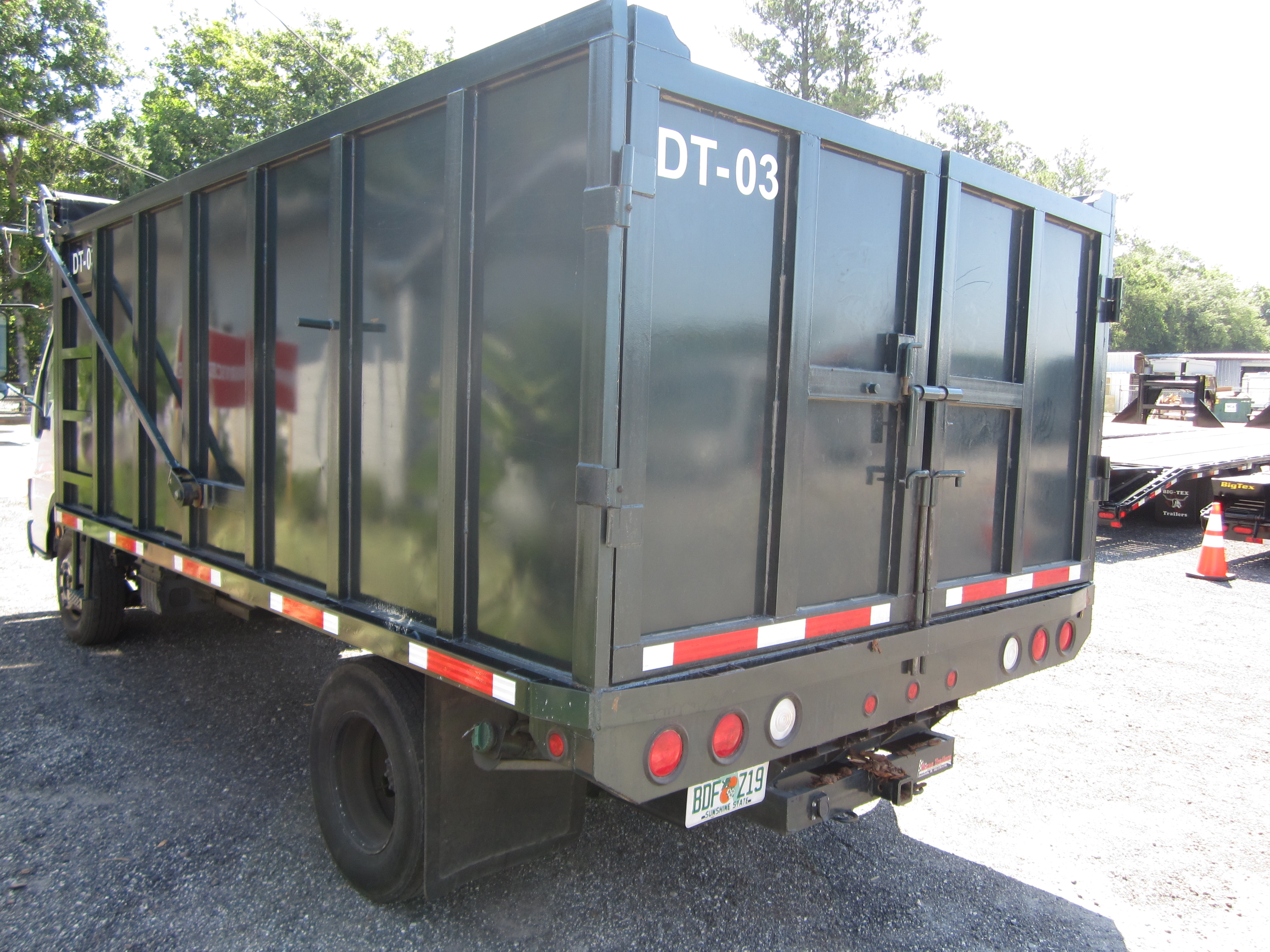 Custom dump beds texas trailers trailers for sale - Unique beds for sale ...