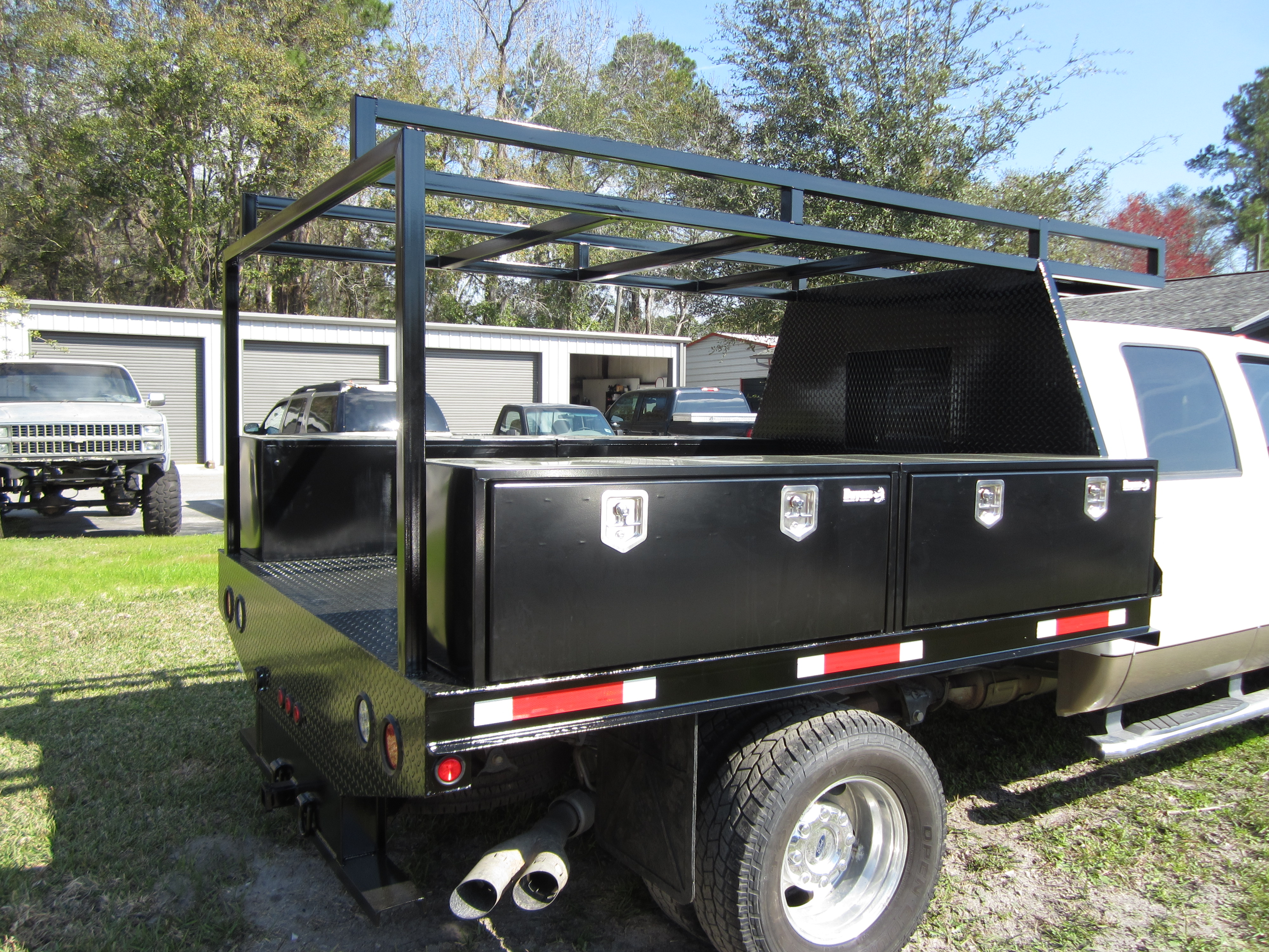 Custom Truck Beds Texas Trailers Trailers For Sale