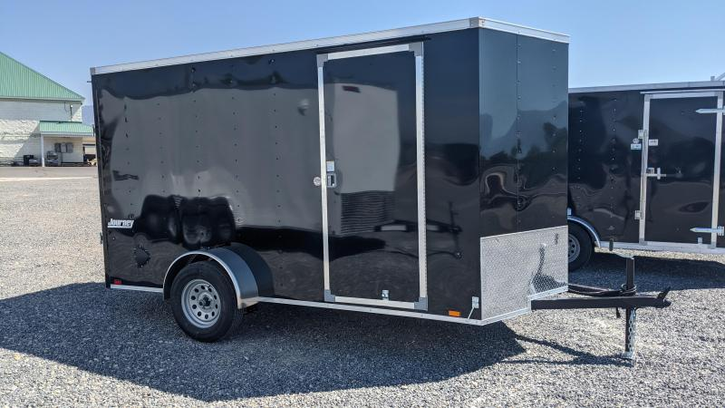 New! 2022 Pace American 6x12 Enclosed Cargo Trailer