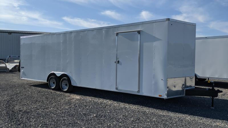 New! 2021 Pace American 8.5x28' Journey Enclosed Cargo Trailer