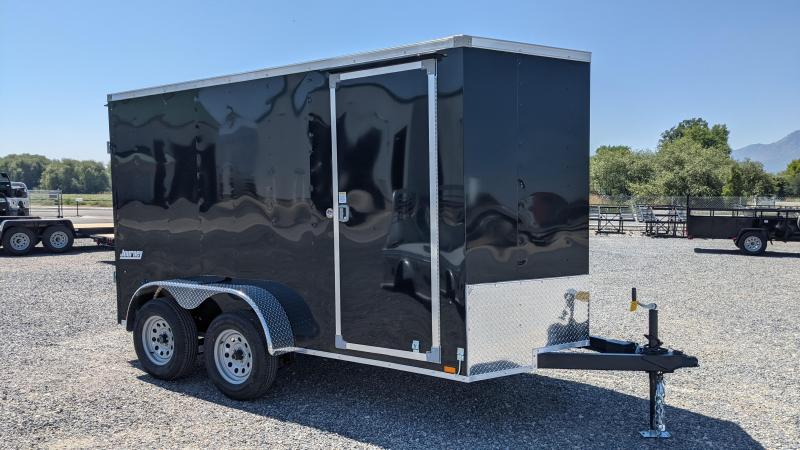 New! 2022 Pace American 6x12 Enclosed Cargo Trailer w/ Two Axles