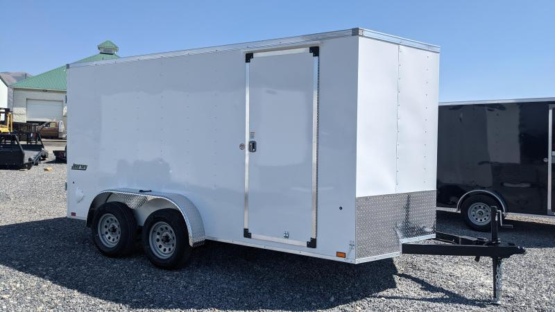 New! 2022 Pace American 7x14 Journey Enclosed Trailer w/ Barn Doors