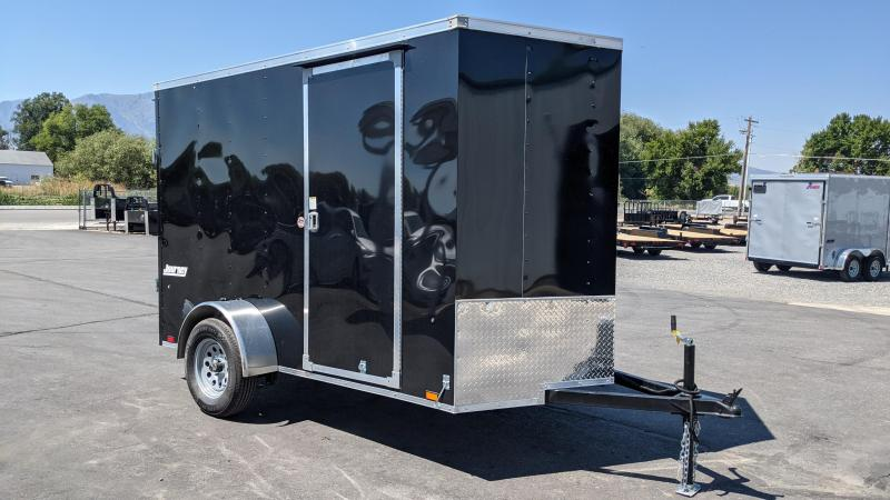 New! 2022 Pace American 6x10 Enclosed Cargo Trailer