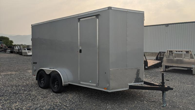 New! 2022 Pace American 7X14 Journey Enclosed Trailer