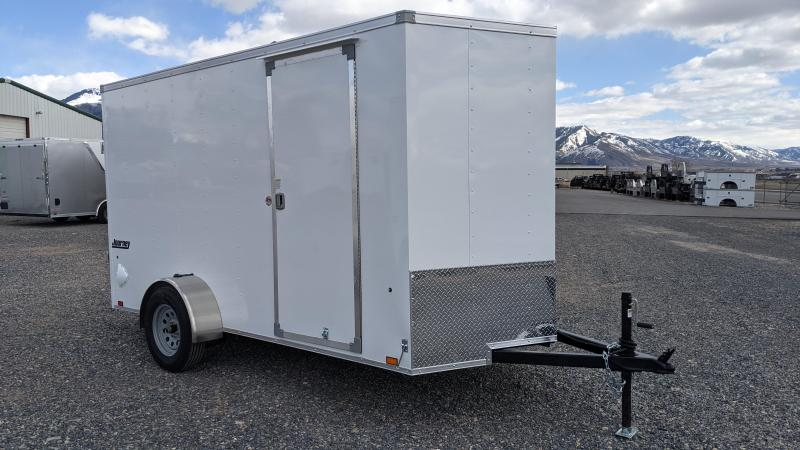 New! 2022 Pace American 6X12 Journey Enclosed Cargo Trailer