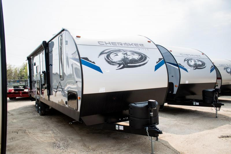2019 Cherokee Limited 284DBH Travel Trailer   New & Used ...